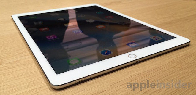Rumor: Apple to launch iPad Pro, Apple Pencil in first week of November