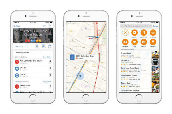 Apple adds Boston and Sydney Transit data to Apple Maps