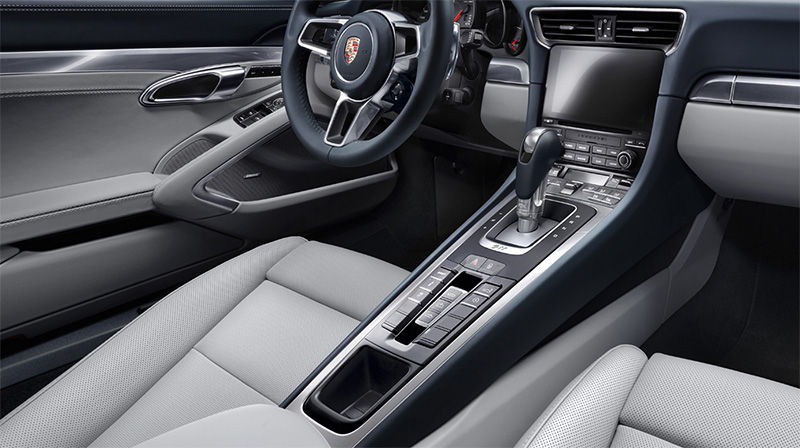 Porsche's chooses Apple CarPlay for new 911 models, nixes Google's data-gathering Android Auto