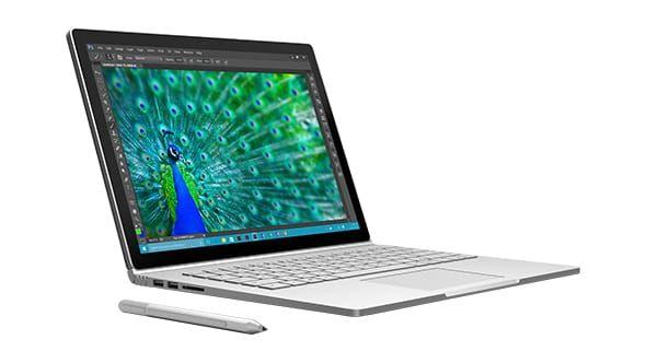 مقایسه مشخصات Surface Book با رقیبان هموطن خود از شرکت Apple