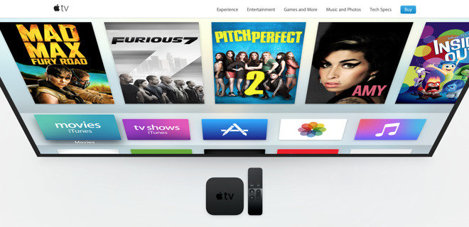 Apple TV now available for preorder, first deliveries arrive Friday