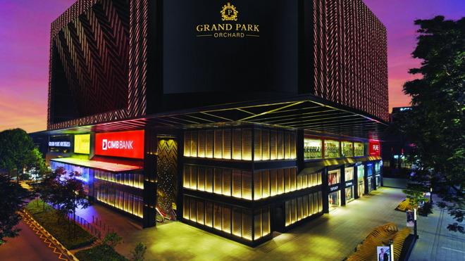 Grand Park Hotel Orchard Singapore