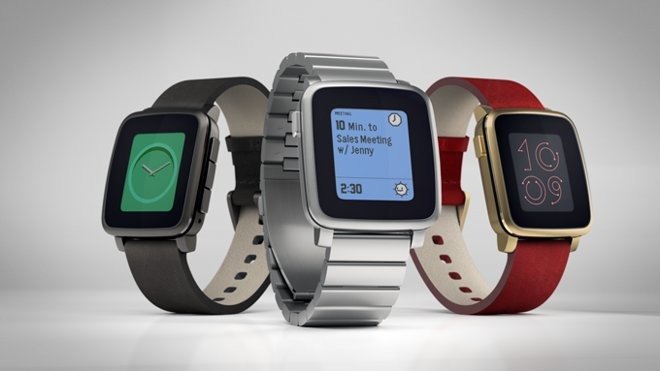 Pebble Time gets beta voice & preset replies for iPhone text messages