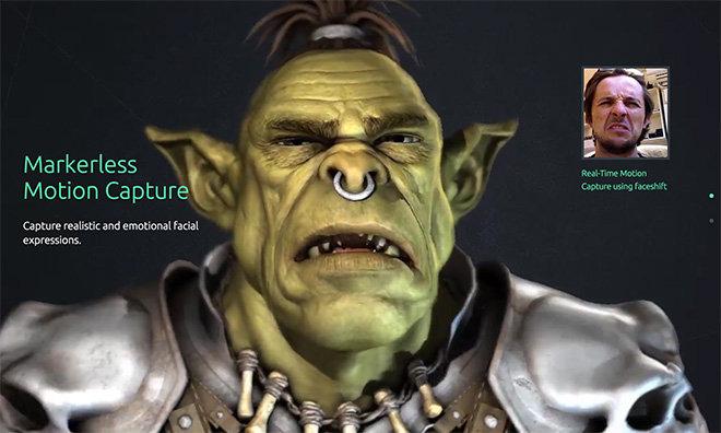 Apple confirms acquisition of motion capture firm Faceshift