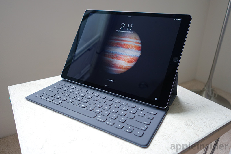 First look: Apple Smart Keyboard for iPad Pro