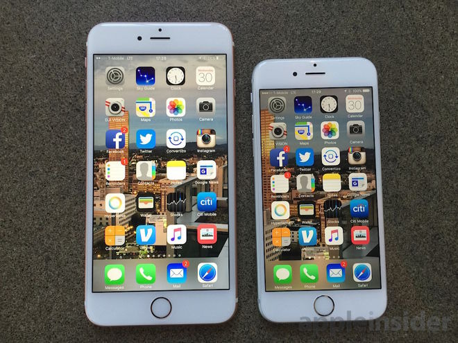 Apple stock slides on claims of slashed iPhone component orders, weak iPhone 6s demand