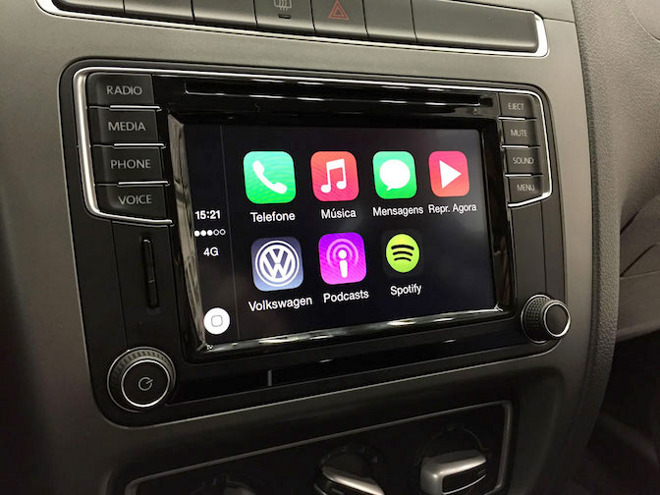 apple blocked volkswagen from showing off wireless carplay. Black Bedroom Furniture Sets. Home Design Ideas