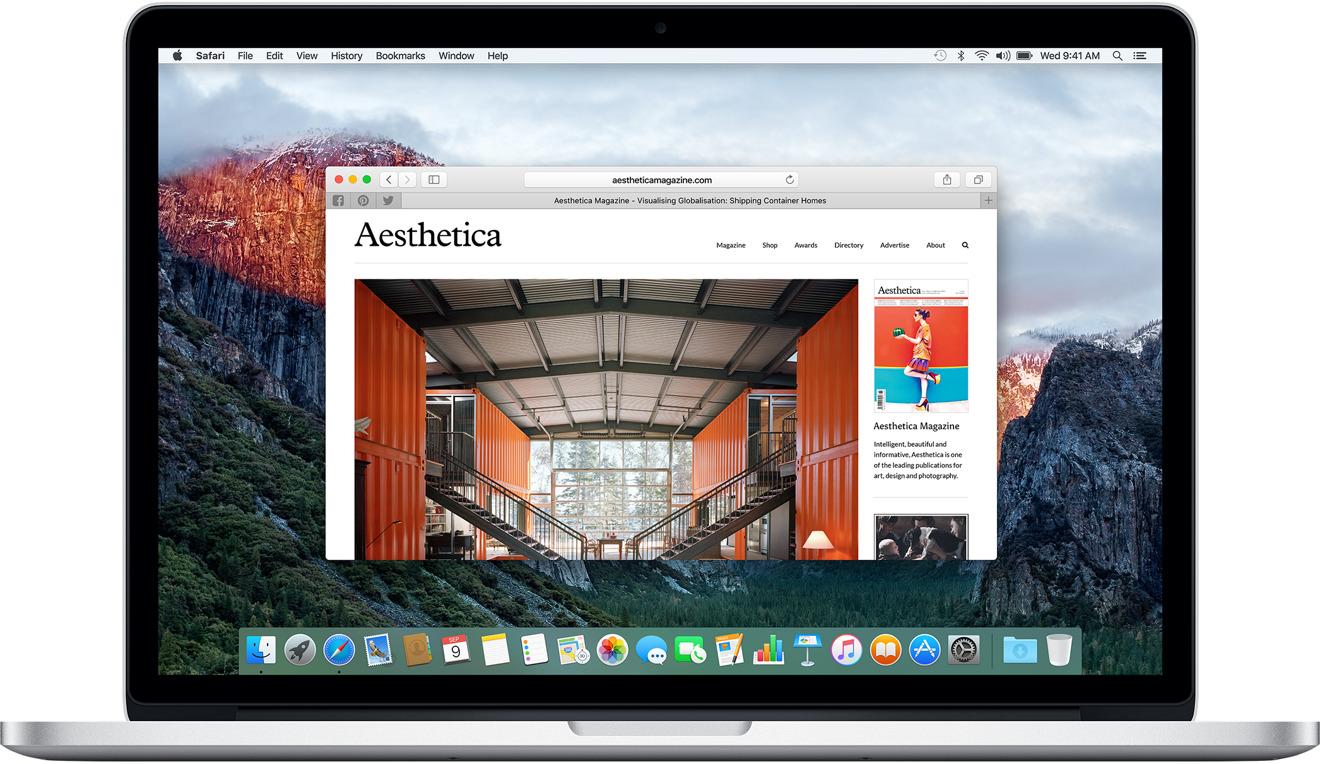 Safari gets developer-focused tune-up in iOS 9.3, OS X 10.11.4