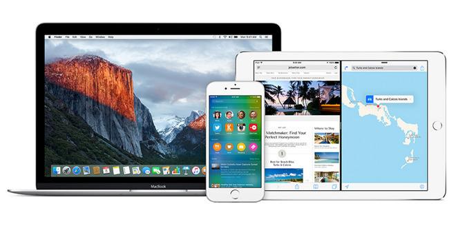 Apple supplies third betas of iOS 9.3, OS X El Capitan 10.11.4 to public testers