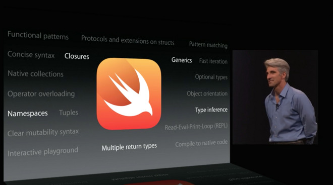 Apple open-sources Swift benchmarking suite