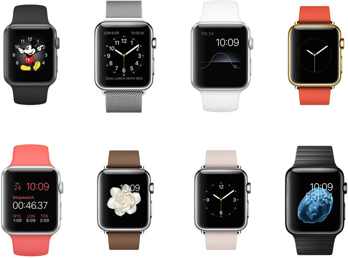 New job listing hints at wider number of clock face options for Apple Watch