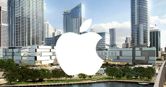 Apple's biggest Florida store coming to Brickell City Centre in Miami