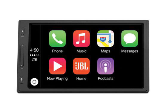 Harman's JBL Legend C100 CarPlay receiver to launch Feb. 14 for $400
