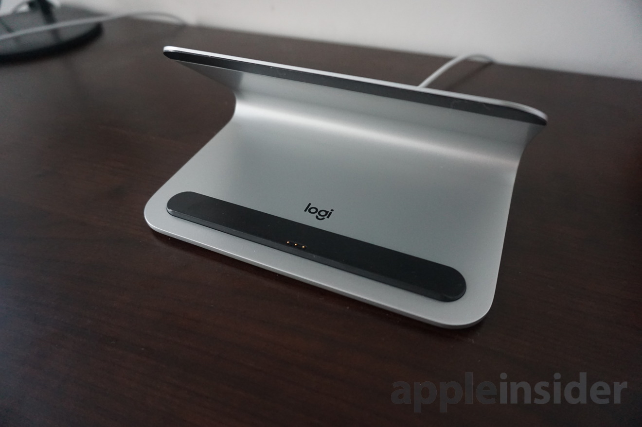 Logi Base Charging Stand With Smart Connector For Ipad Pro Price