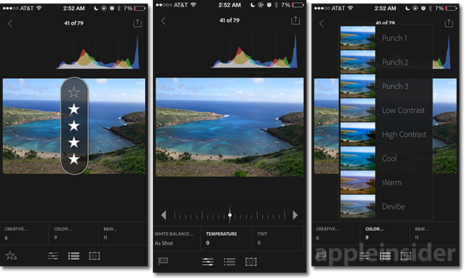 how to move photos from iphone to lightroom