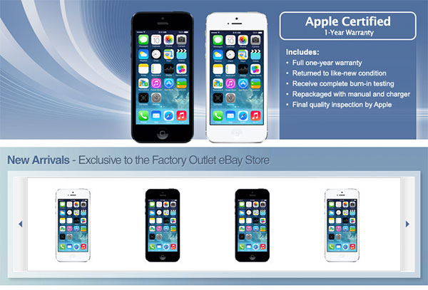 Certified Pre Owned Iphone S