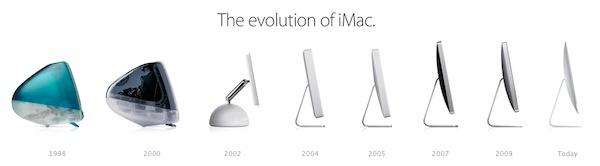 Apple slims down iMac 40% with 'friction-stir welding' & ditching ...