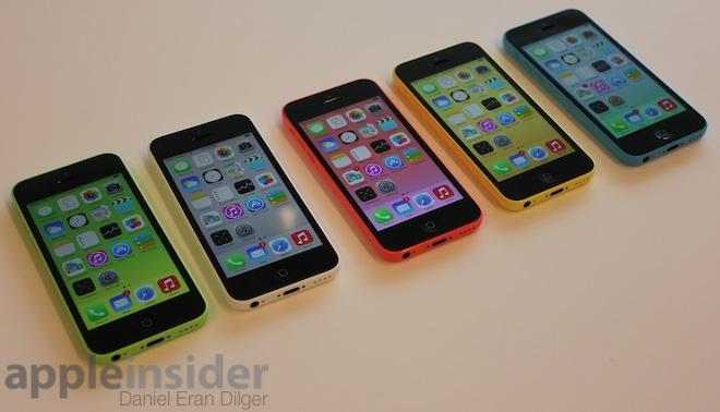 Hands-on with the new iPhone 5c  amp  color casesIphone 5c Colors Cases