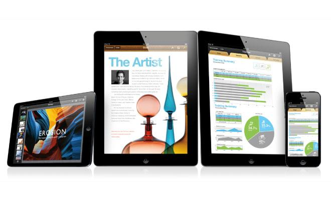 Apple makes iWork, iPhoto and iMovie free with new iOS devices