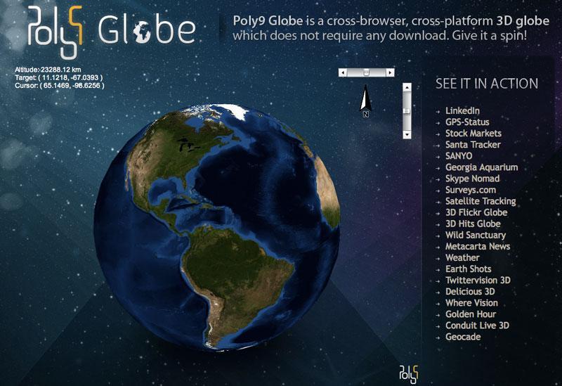 Карты Гугл 3D | Города 3D