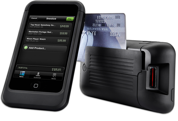 Mobile Pos For Iphone
