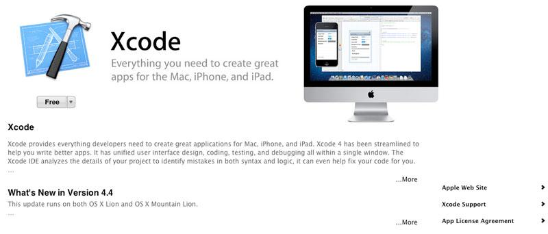 Mountain Lion Xcode Mountain Lion updates ...